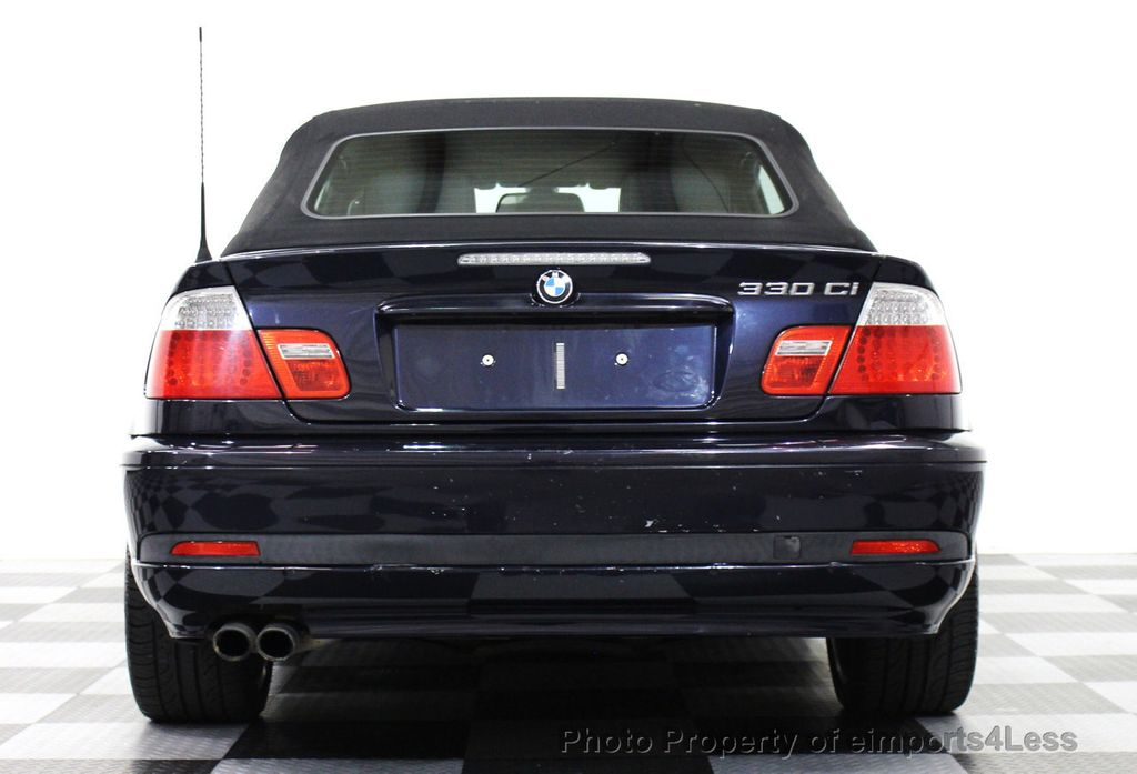 2005 used bmw 3 series 330ci convertible sport package at eimports4less serving doylestown. Black Bedroom Furniture Sets. Home Design Ideas