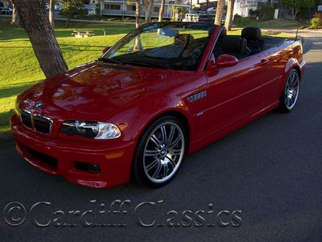 Used BMW Series Convertible At Cardiff Classics Serving - 2005 convertible bmw