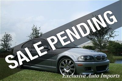 2005 BMW 3 Series M3 2dr Cpe Coupe