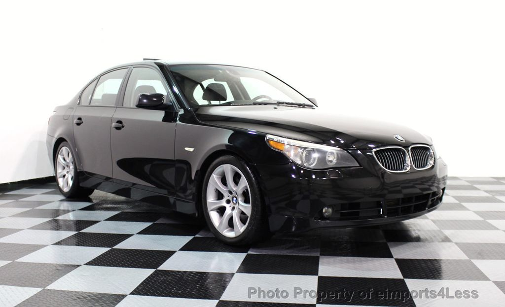 Used BMW Series I V SPORT PACKAGE SPEED SEDAN At - 2005 bmw 545i price