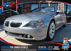 2005 BMW 6 Series - WBAEK73435B326844