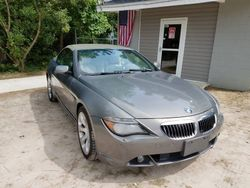 2005 BMW 6 Series - WBAEK73405B324579