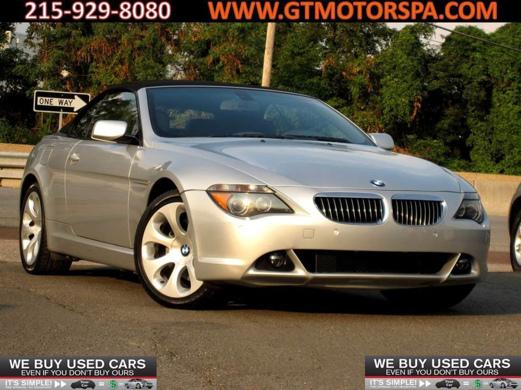 2005 BMW 6 Series 645Ci - 19246098 - 0