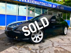 2005 BMW 6 Series - WBAEH73405B193457