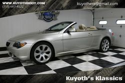 2005 BMW 6 Series - WBAEK73405B323495