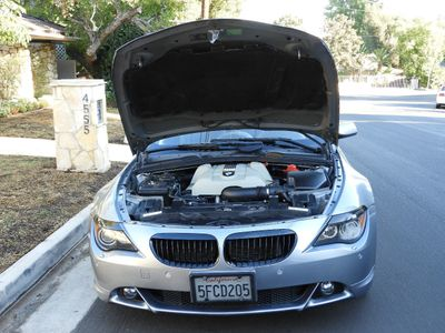 2005 BMW 6 Series 645Ci - Click to see full-size photo viewer