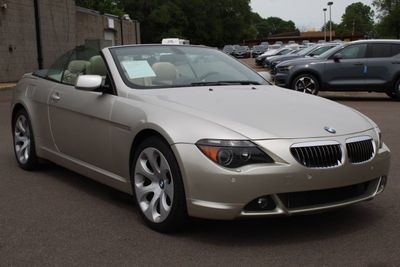 2005 BMW 6 Series 645 CI CONVERTIBLE