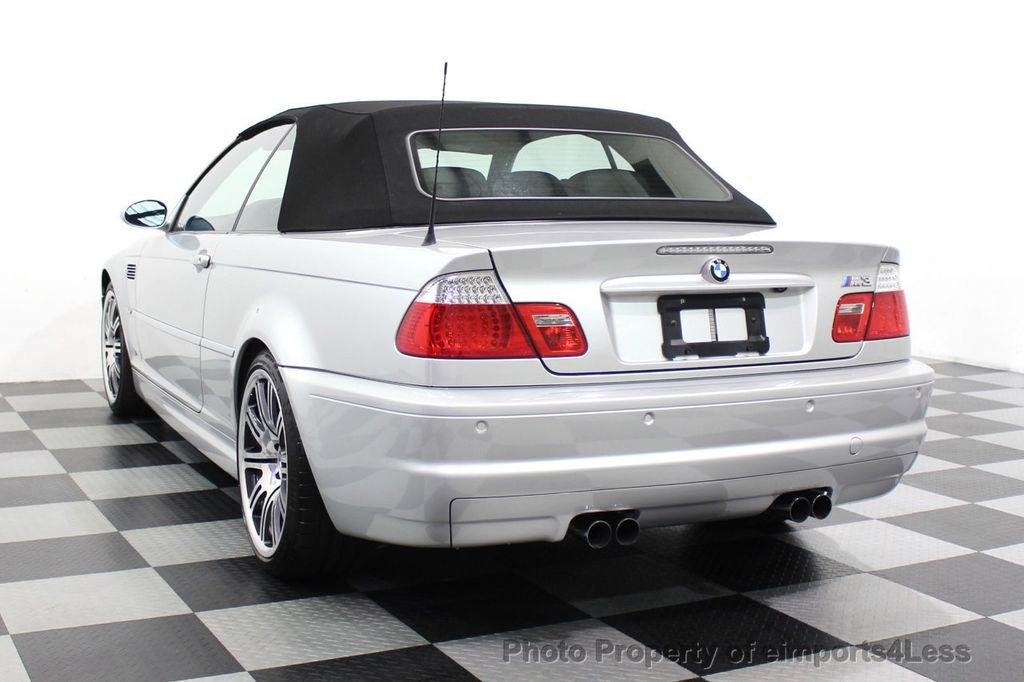 2005 BMW M3 M3 Xenons COLD WEATHER HK audio rear park assist - 18181388 - 14