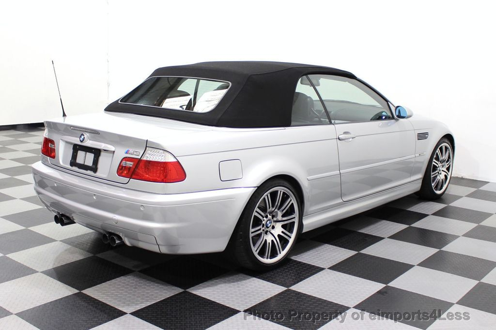 2005 BMW M3 M3 Xenons COLD WEATHER HK audio rear park assist - 18181388 - 16