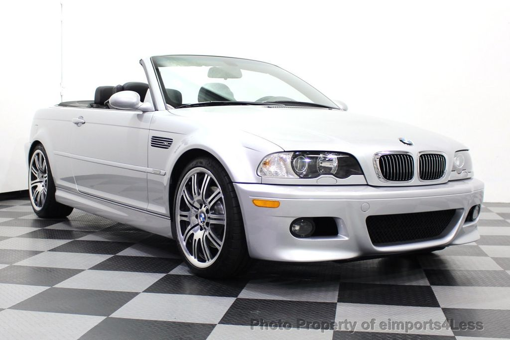 2005 BMW M3 M3 Xenons COLD WEATHER HK audio rear park assist - 18181388 - 1