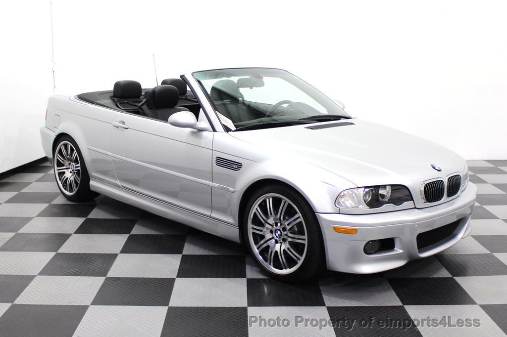 2005 BMW M3 M3 Xenons COLD WEATHER HK audio rear park assist - 18181388 - 27