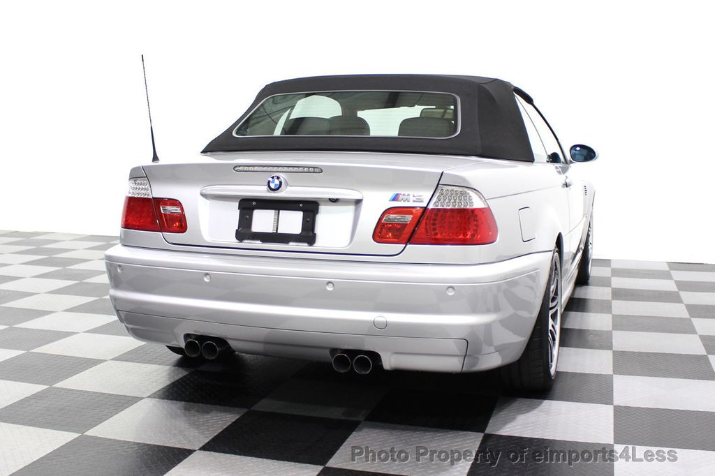 2005 BMW M3 M3 Xenons COLD WEATHER HK audio rear park assist - 18181388 - 30