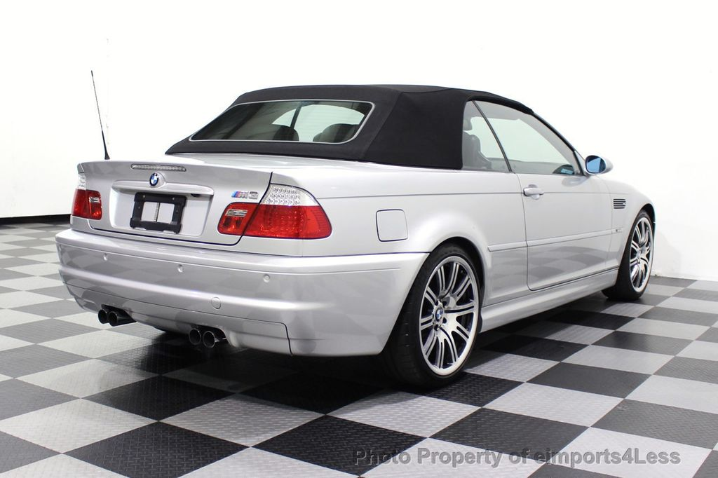 2005 BMW M3 M3 Xenons COLD WEATHER HK audio rear park assist - 18181388 - 3
