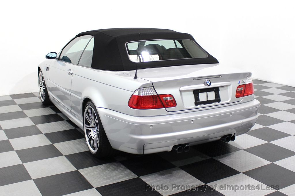 2005 BMW M3 M3 Xenons COLD WEATHER HK audio rear park assist - 18181388 - 44