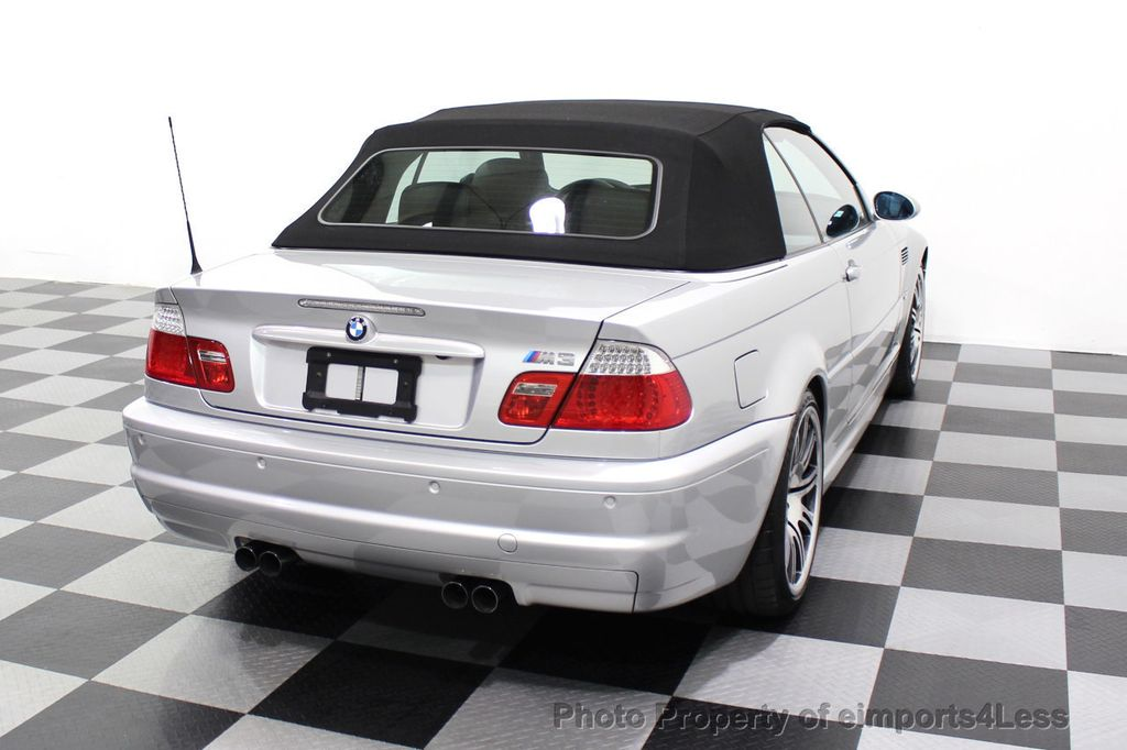 2005 BMW M3 M3 Xenons COLD WEATHER HK audio rear park assist - 18181388 - 45