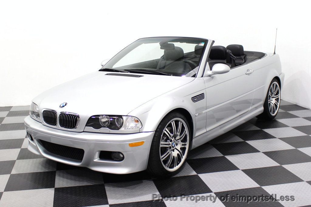 2005 BMW M3 M3 Xenons COLD WEATHER HK audio rear park assist - 18181388 - 52