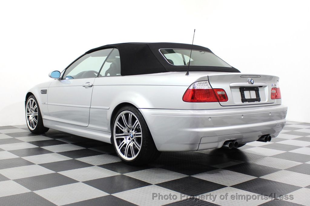 2005 BMW M3 M3 Xenons COLD WEATHER HK audio rear park assist - 18181388 - 53