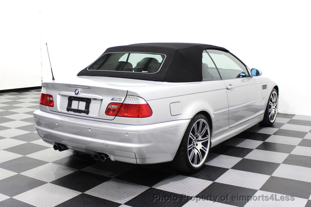 2005 BMW M3 M3 Xenons COLD WEATHER HK audio rear park assist - 18181388 - 54