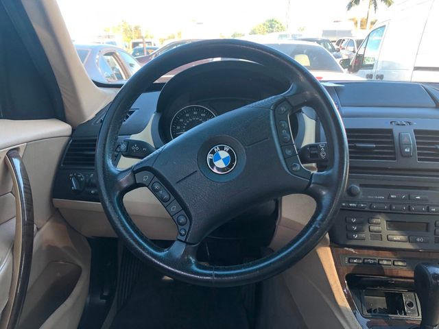 2005 BMW X3 3.0i - Click to see full-size photo viewer
