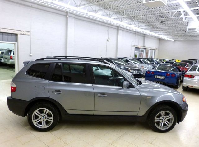 2005 Used BMW X3 3.0i at Luxury AutoMax Serving Chambersburg, PA ...