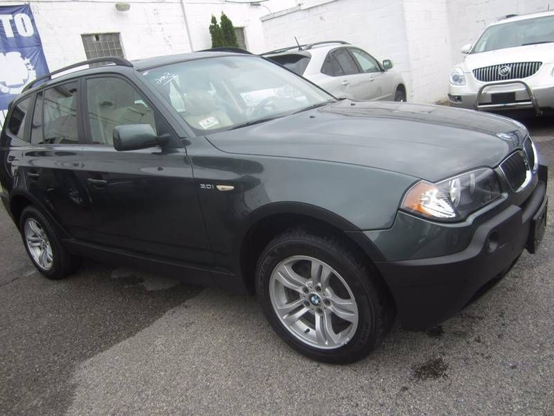 2005 Used BMW X3 3.0i / AWD / AUTO at Contact Us Serving Cherry Hill ...