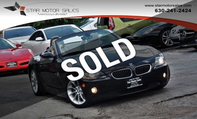2005 BMW Z4 Roadster 2.5i Convertible