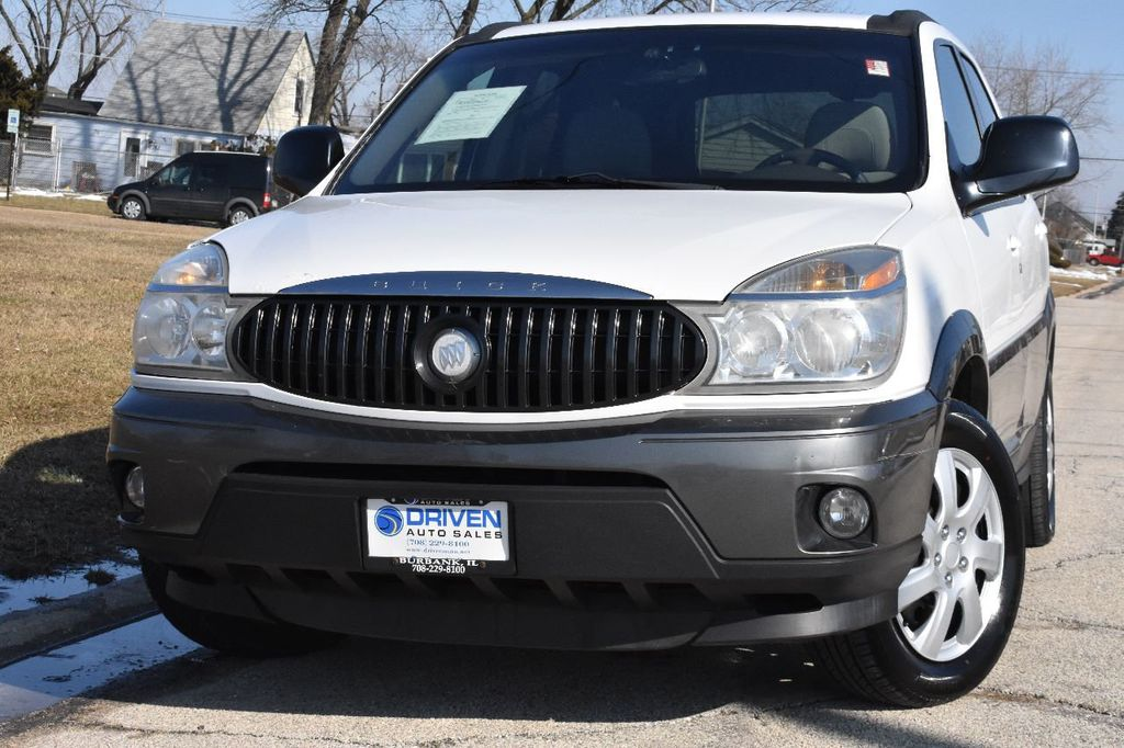 2005 Buick Rendezvous 4dr AWD - 18633877 - 0
