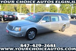 2005 Cadillac Commercial Chassis - 1GEEH00Y95U500556
