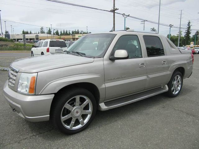 2005 Cadillac Escalade Ext Base Awd 4dr