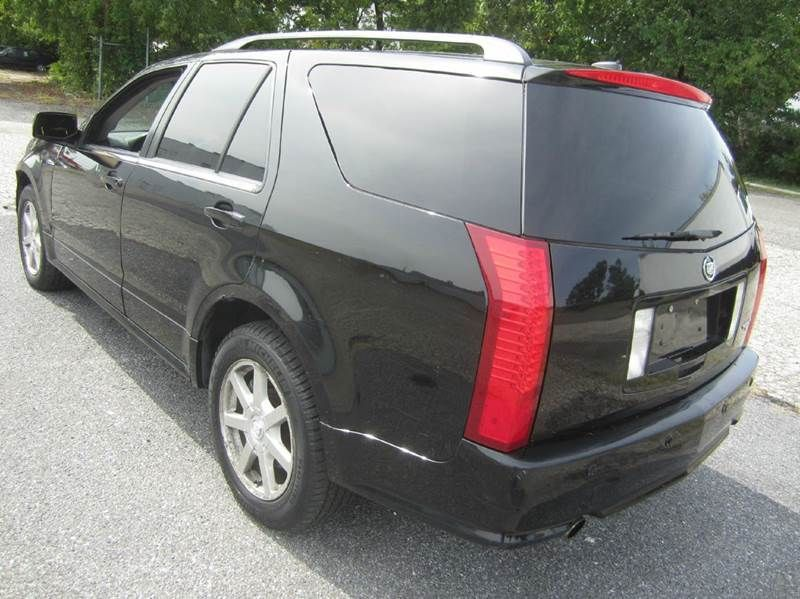 2005 Used Cadillac SRX AWD / PREMIUM / 3RD ROW / 3.6L at Contact Us