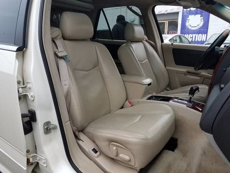 Admirable 2005 Used Cadillac Srx Premium 4 6L V8 3Rd Row At Contact Us Serving Cherry Hill Nj Iid 15985933 Uwap Interior Chair Design Uwaporg