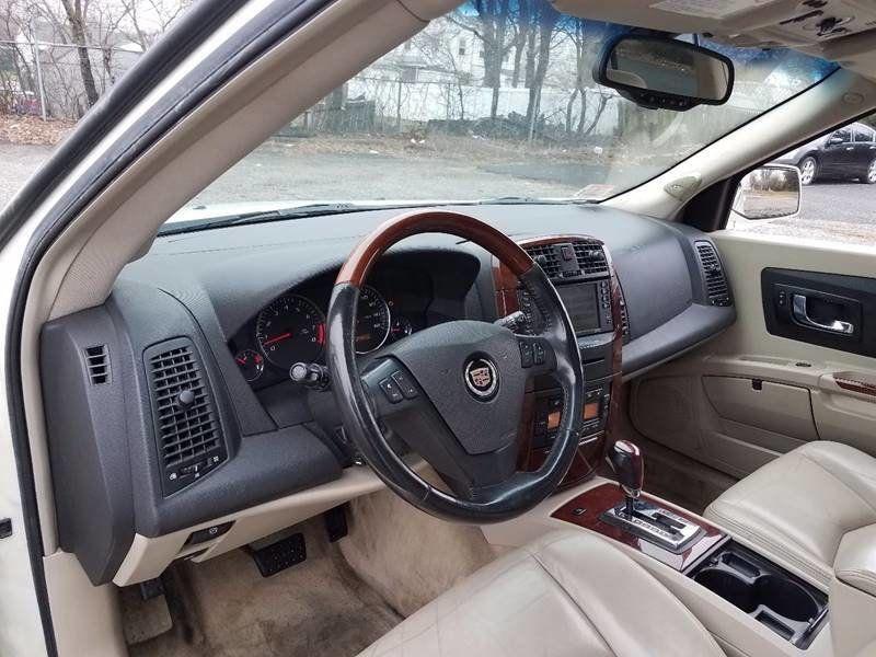 2005 Cadillac Srx Interior Parts