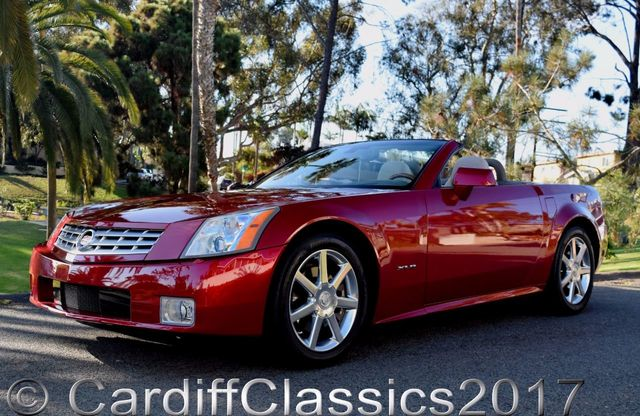 2005 used cadillac xlr 2dr convertible at cardiff classics. Black Bedroom Furniture Sets. Home Design Ideas