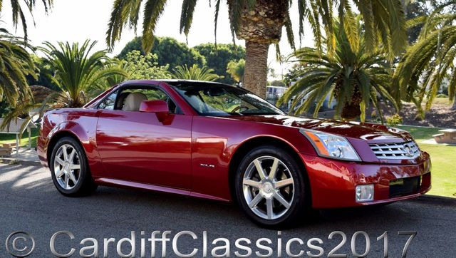 2005 Used Cadillac XLR 2dr Convertible at Cardiff Classics Serving ...