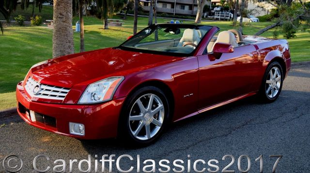 2005 Cadillac Xlr 2dr Convertible Click To See Full Size Photo Viewer