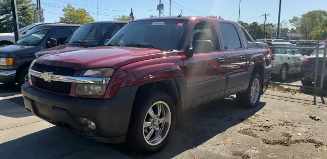 Strange 2005 Used Chevrolet Avalanche 1500 5Dr Crew Cab 130 Wb 4Wd Ls At Webe Autos Serving Long Island Ny Iid 19423845 Pabps2019 Chair Design Images Pabps2019Com
