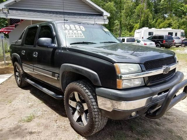 Used Chevy Avalanche >> 2005 Chevrolet Avalanche 1500 5dr Crew Cab 130 Wb 4wd Z71