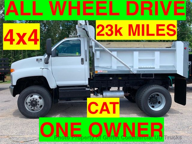 2005 Chevrolet AWD DUMP TRUCK JUST 23k MILES CAT ALLISON PRE-EMISSION ONE OWNER NC TRUCK