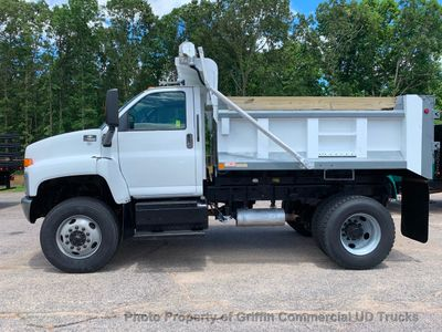 2005 Chevrolet AWD DUMP TRUCK JUST 23k MILES CAT ALLISON PRE-EMISSION ONE OWNER NC TRUCK - Click to see full-size photo viewer