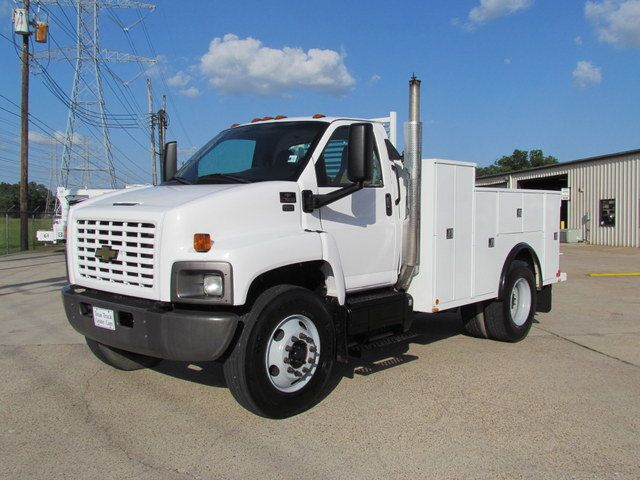 2005 Chevrolet C7500 Mechanics Service Truck - 14172103 - 3