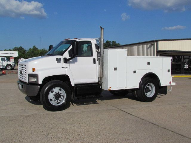 2005 Chevrolet C7500 Mechanics Service Truck - 14172103 - 4