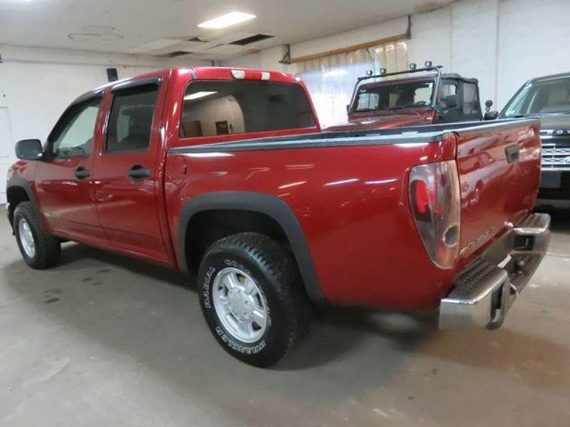 2005 Chevrolet Colorado 4x4 Crew Cab Ls Z85 18329824 2