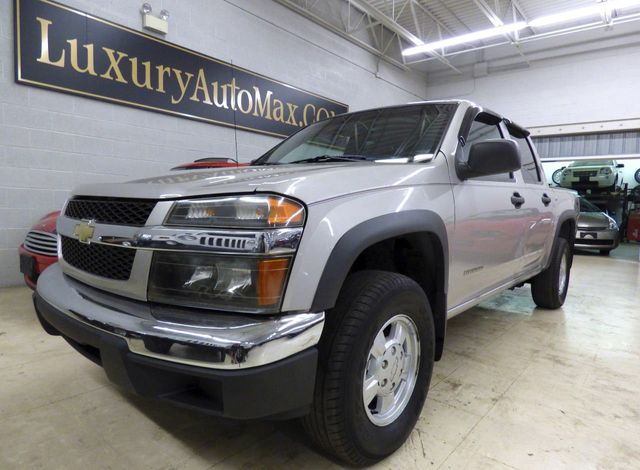 2005 Chevrolet Colorado 4X4 LS CREW CAB 5 SPEED MANUAL - Click to see full-size photo viewer