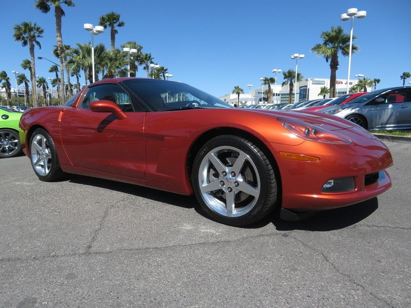 2005 Chevrolet Corvette 2dr Coupe - 17577028 - 2