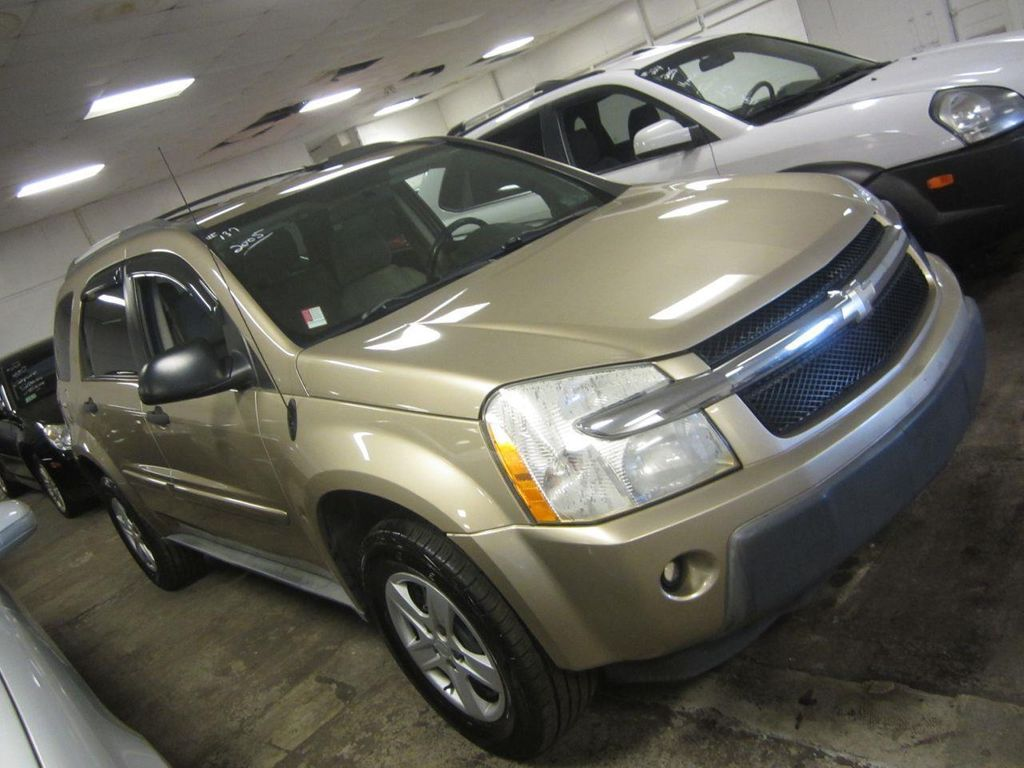 2005 Used Chevrolet Equinox AWD / LS / V6 / AUTO at Contact Us ...