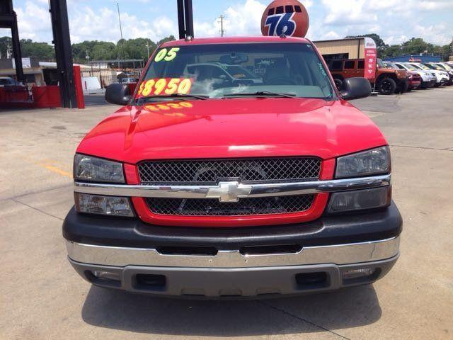 2005 Used Chevrolet Silverado 1500 at Birmingham Auto Auction of Hueytown,  AL, IID 19084833