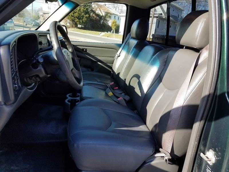 Awesome 2005 Used Chevrolet Silverado 1500 4 3L V6 Auto At Contact Us Serving Cherry Hill Nj Iid 16129796 Machost Co Dining Chair Design Ideas Machostcouk