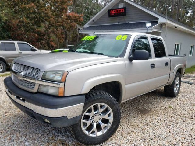 2005 Chevrolet Silverado 1500 >> 2005 Chevrolet Silverado 1500 Crew Cab 143 5 Wb 4wd Z71 Truck Crew Cab Short Bed For Sale Florence Sc 13 995 Motorcar Com