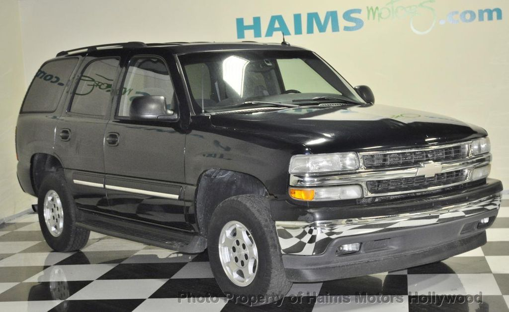 Miami Used Chevrolet >> 2005 Used Chevrolet Tahoe 4dr 1500 Ls At Haims Motors Serving Fort