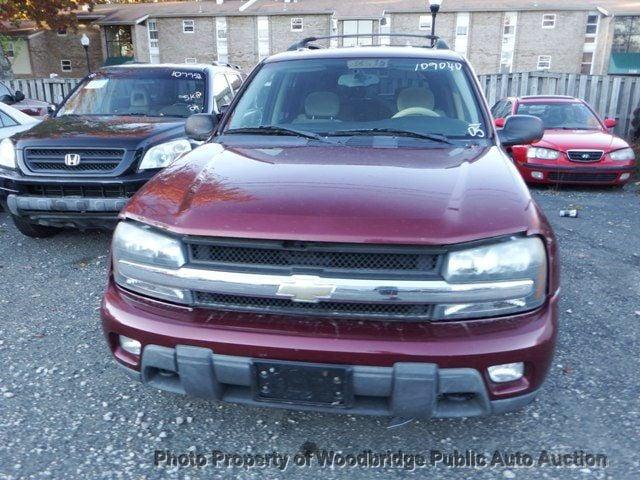 2005 Used Chevrolet Trailblazer at Woodbridge Public Auto Auction, VA, IID  15679757
